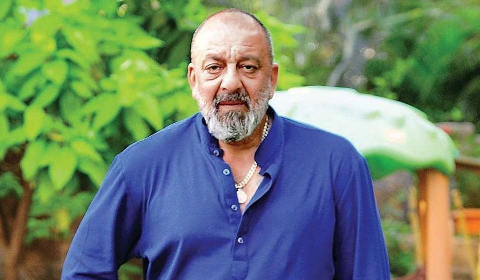 Sanjay Dutt was diagnosed with lung cancer in August this year.