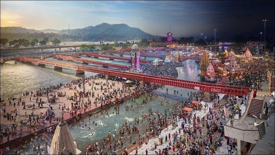 Ahead of Haridwar Kumbh 2021, Upper Ganga Canal to close for repairs in Haridwar