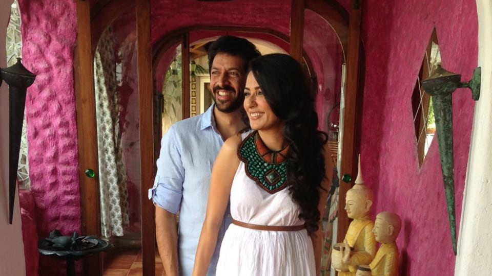 Mini Mathur and Kabir Khan have been married for 22 years.