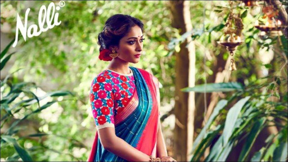 Indian saree brand Nalli Silks launches its first UK store in London ahead of Diwali