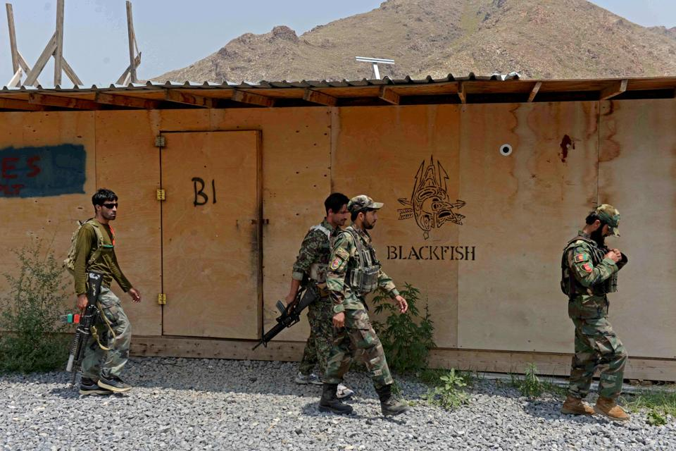 As many as 16 Afghan security personnel were killed and more than 10 injured in a Taliban attack, TOLO news reported on Wednesday.