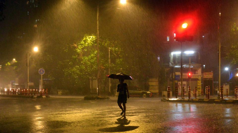 There was extremely heavy rain in parts of Andhra Pradesh on Tuesday.