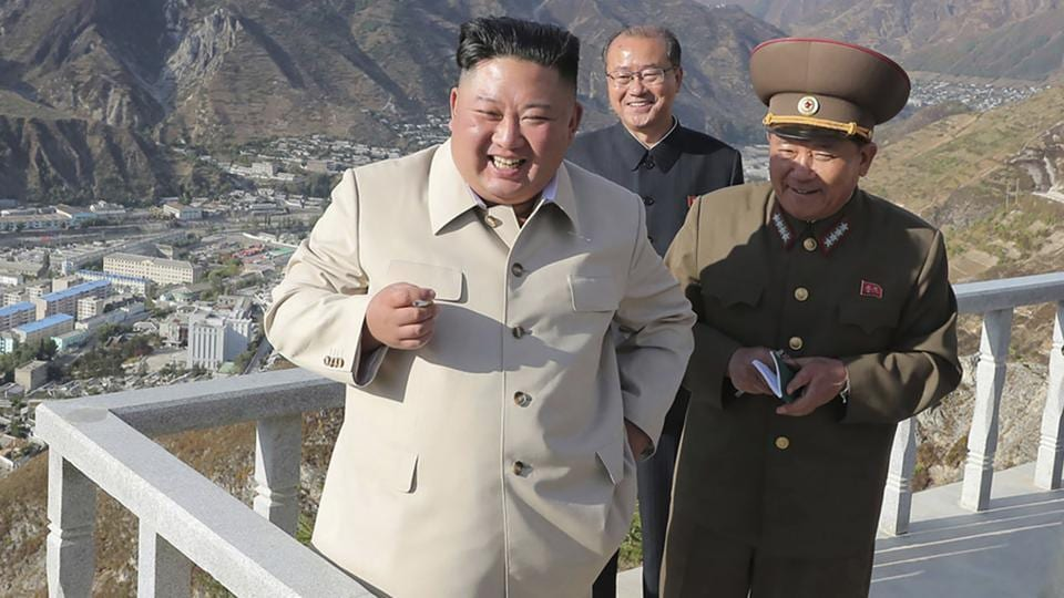Visiting one of the worst-hit areas of North Korea, Kim expressed regret over the more than 50-year-old houses in which people have been living and urged the military to embark on a more ambitious construction plan, KCNA said.