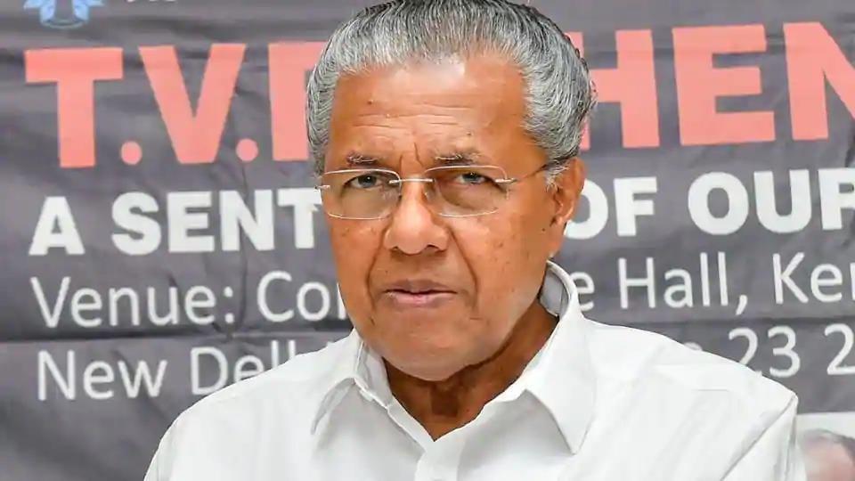 Kerala's BJP chief K Surendran has demanded that chief minister Pinarayi Vijayan must resign.