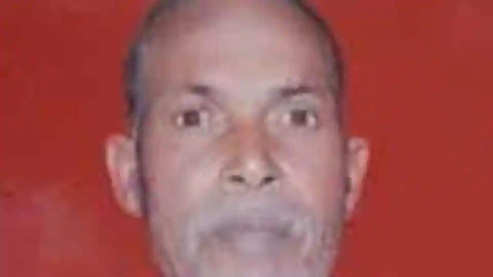 Babulal Vaishnav died on October 8, a day after he was allegedly set on fire by five men.