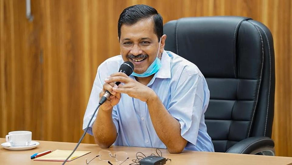 """While appealing to all motorists in the city to join the drive,CM Kejriwal said, """"Covid-19 has led to distress among people, let's ensure that pollution doesn't make things worse for us."""""""