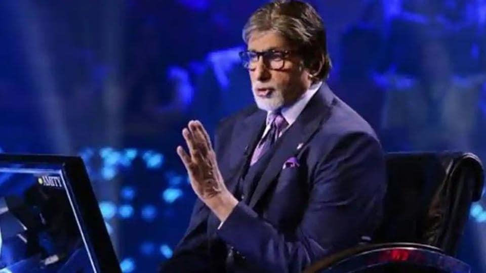 Amitabh Bachchan is back as host of Kaun Banega Crorepati.