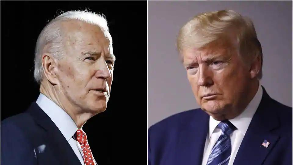 While Trump's town hall was hosted by the National Broadcasting Company (NBC) in Miami, Florida, that of Biden was held in Pennsylvania, Philadelphia by the American Broadcasting Company (ABC) News.
