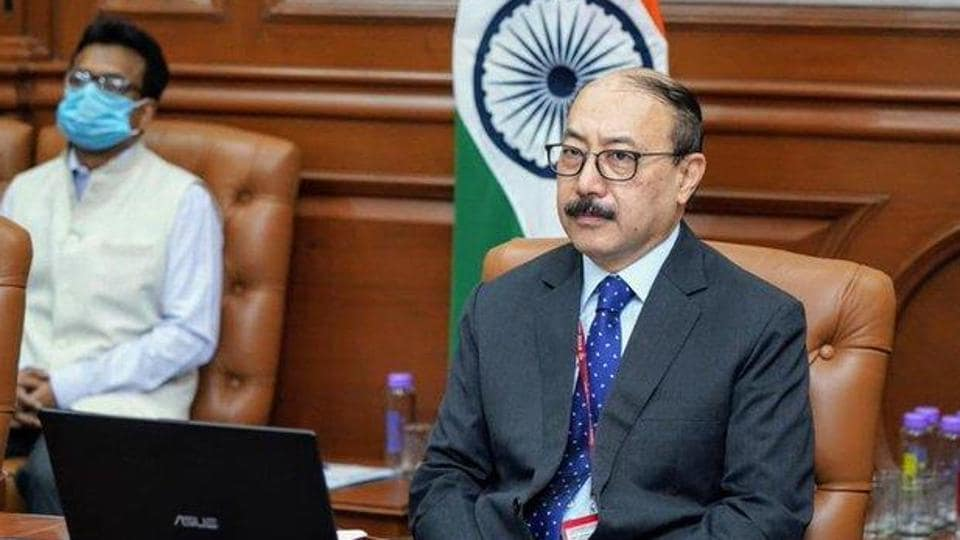 Last month, India provided a soft loan of $250 million to the Maldives as budgetary support to mitigate the economic impact of the pandemic, the latest in a string of support measures.  (Photo @MEAIndia)