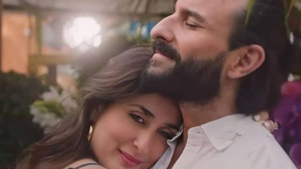 Eight years after marriage, Kareena Kapoor and Saif Ali Khan look blissfully in love even today. (Source: instagram )