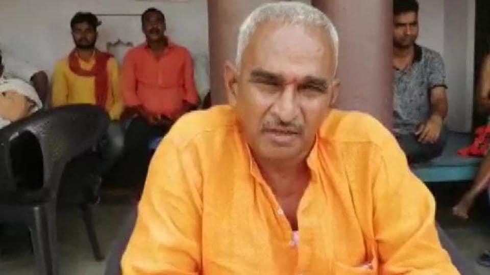 Ballia shooting unfortunate but...: BJP MLA Surendra Singh defends accused - Hindustan Times