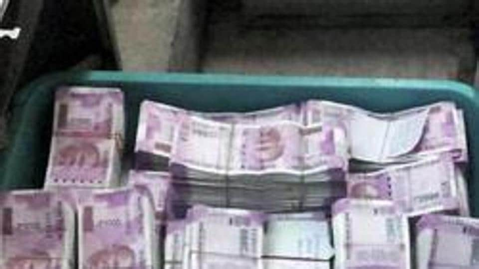 The department recovered Rs 3.5 crore cash, incriminating documents pertaining to unaccounted cash transactions and investments made by him over several years, during its searches.