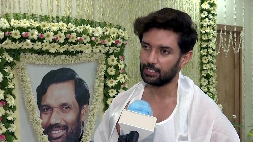 'I'm Modi's Hanuman, will tear open my chest and show if needed': Chirag Paswan - Hindustan Times