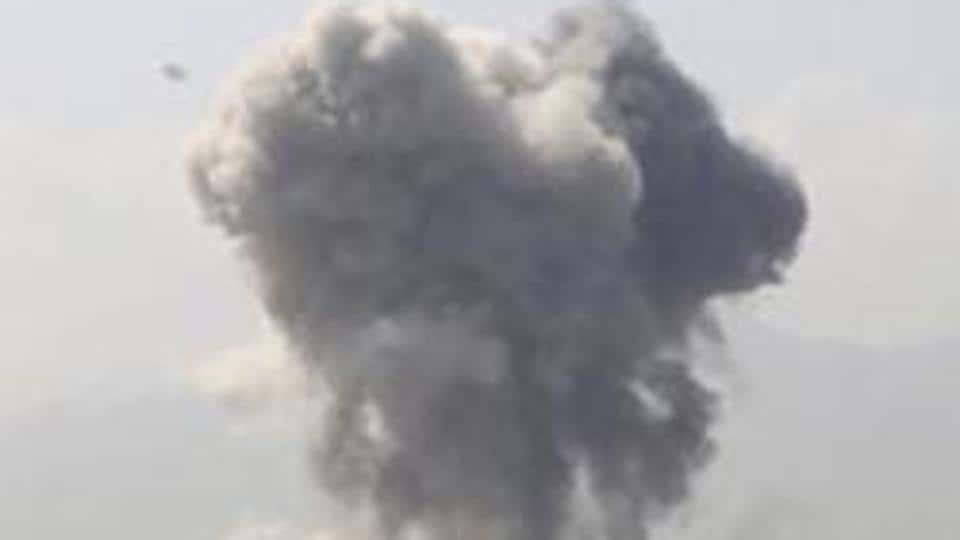 At least six people were killed and three more were wounded in a roadside bomb blast in Ferozkoh city, Ghor province