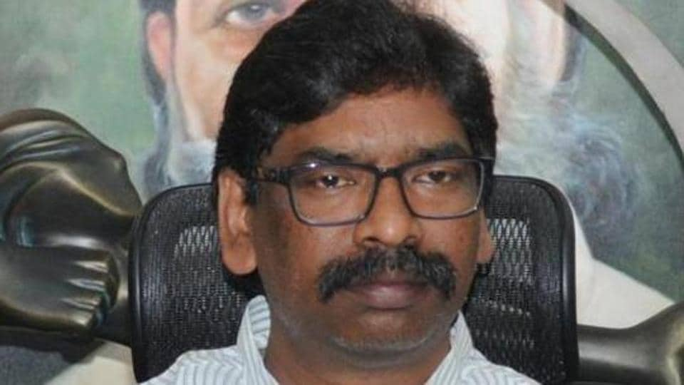 Chief minister Hemant Soren lashed out at the Centre over the auto deduction of Jharkhand govt funds  deposited with the RBI.