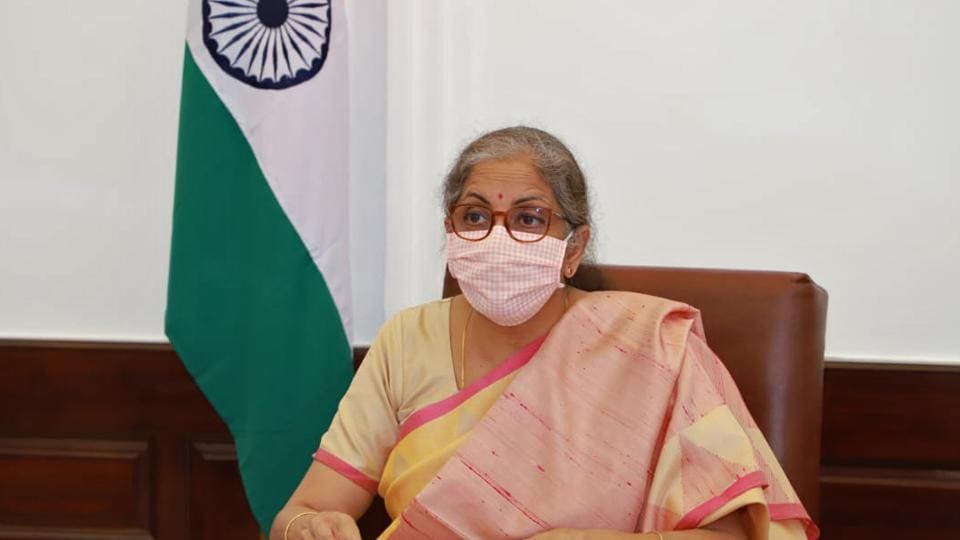 The Centre had given states the choice of borrowing ₹97,000 crore (the shortfall resulting from GST implementation issues) without having to pay principal or interest or the entire ₹2.35 lakh crore revenue deficit from the indirect tax (including that arising from the Covid pandemic) projected for this fiscal year.