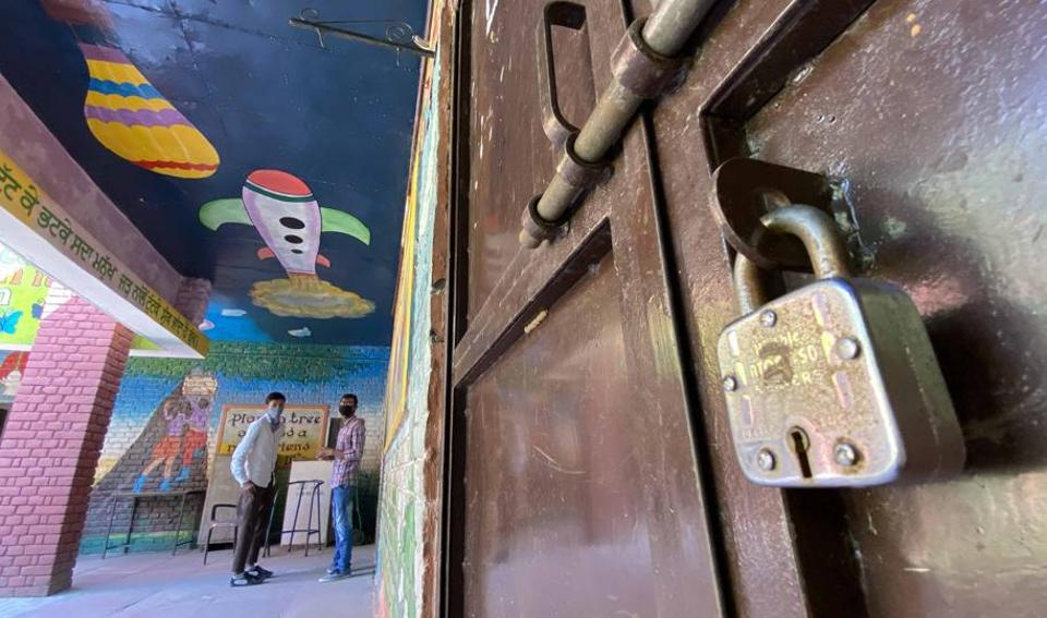 Principals of several government schools stated that they had made all preparations, such as sanitising the premises and taking parents' consent, but decided against reopening the school after the minister released the video.