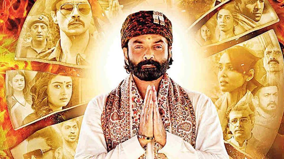 Bobby Deol as Baba Nirala in Aashram.
