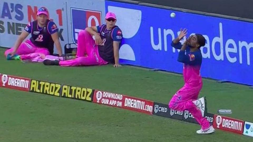 IPL 2020: Virender Sehwag posts amazing tweet after Tewatia's stunning catch to dismiss Kohli