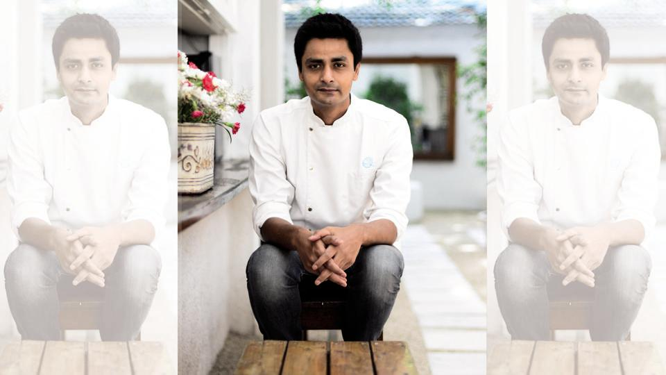 Chef Manu Chandra says he is a 'fiercely private person' with a wicked sense of humour
