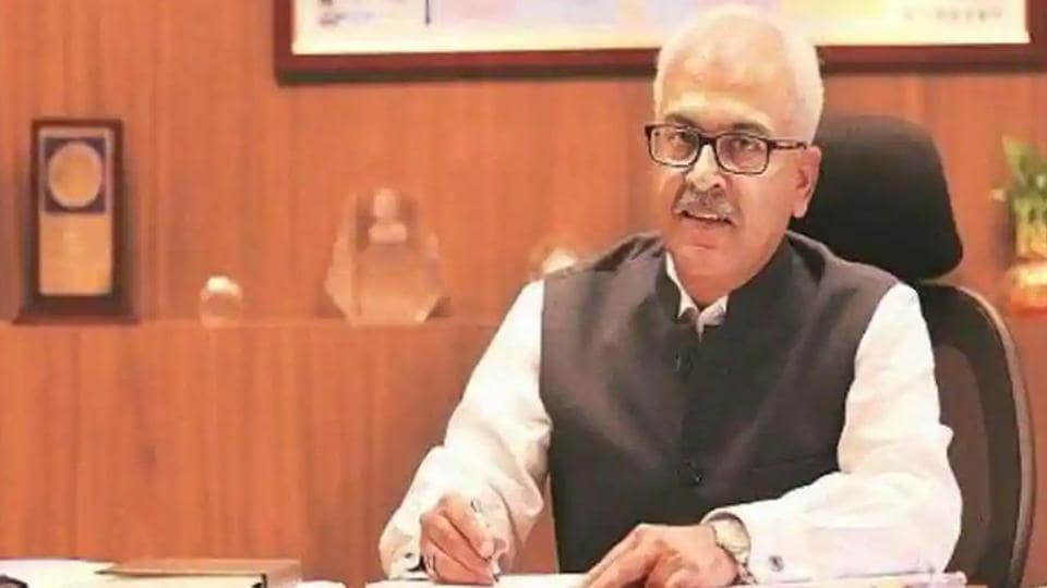 Union home secretary Ajay Bhalla