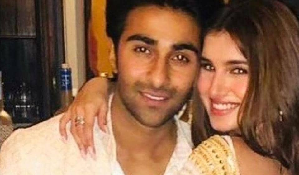 Aadar Jain and Tara Sutaria are rumoured to be in a relationship.