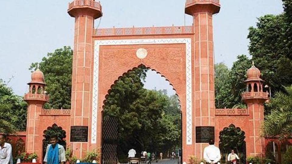 The former Aligarh Muslim University students union president had been booked for sedition for raising anti-national slogans.