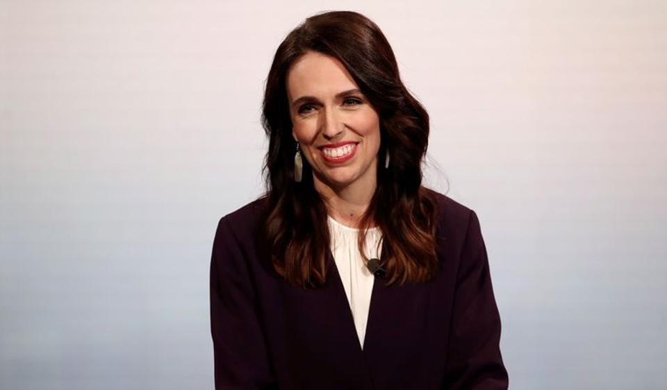 New Zealand Prime Minister Jacinda Ardern secures a second term with a commanding victory.