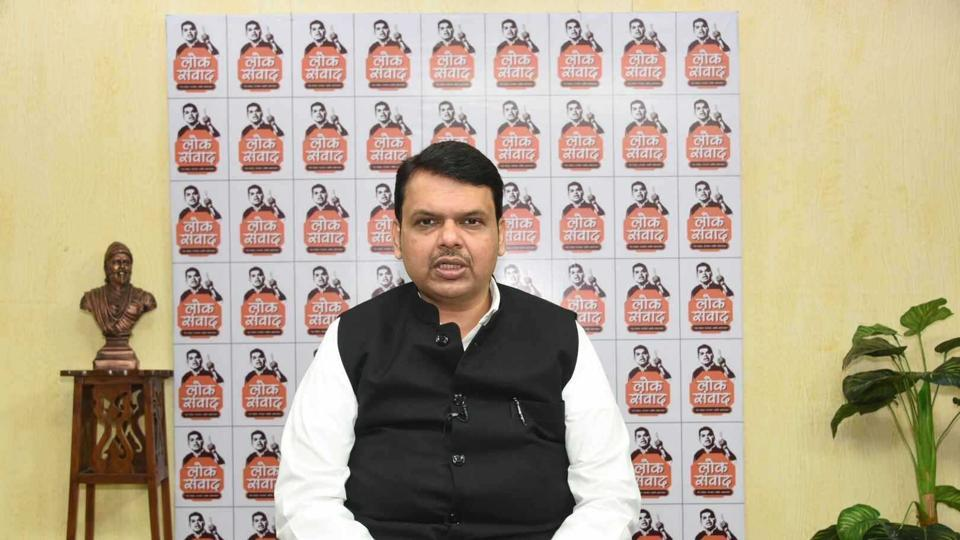 Devendra Fadnavis said the rising infection numbers in the state meant all sectors of the economy cannot resume operations.