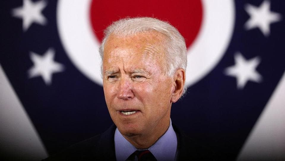 Joe Biden tweets Navratri wish, says 'may good once again triumph over evil' - Hindustan Times
