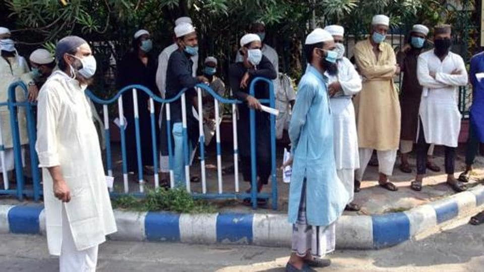 Law enforcement authorities had accused several Tablighi Jamaat attendees including foreign nationals of violating the law of the land.