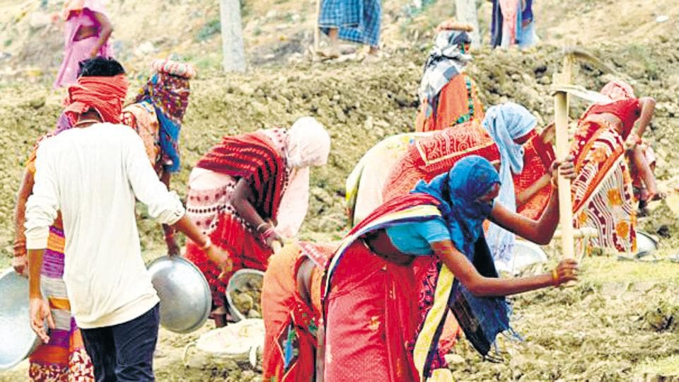 37 lakh migrant workers are estimated to have returned to Uttar Pradesh after the Covid-19 lockdown was announced.