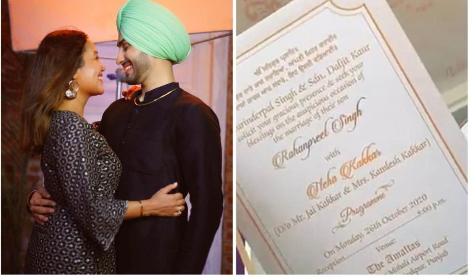 Neha Kakkar and Rohanpreet Singh are set to get married this month.