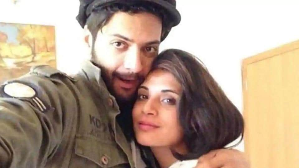 Richa Chadha and Ali Fazal have worked together in the Fukrey films.