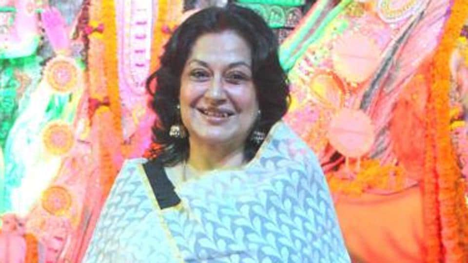 Moushumi Chatterjee: I might die tomorrow but no point in dying with fear every day