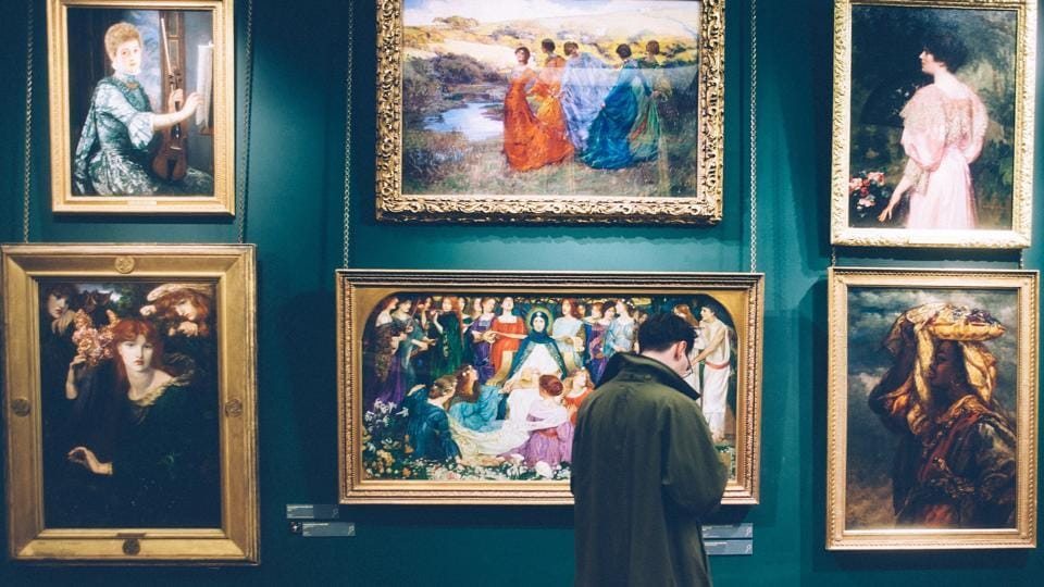 The long held view that the art market remains steady in the rockiest of times has been borne out with the Covid-19 forced lockdown.