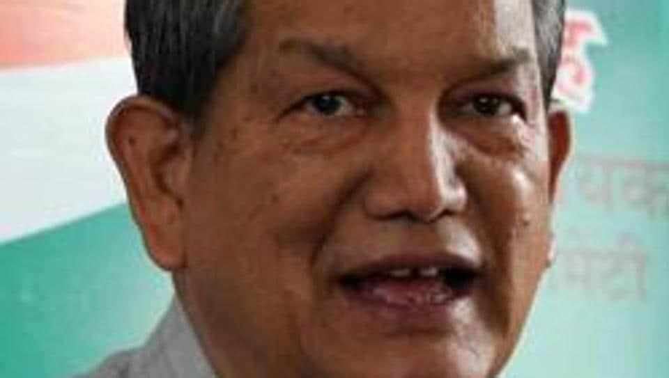 File photo: Former Uttarakhand CM Harish Rawat.