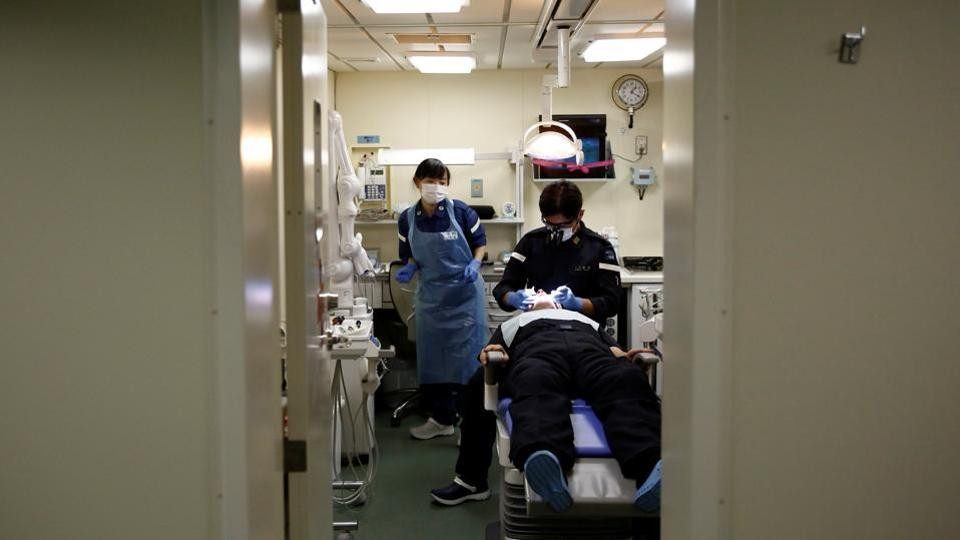 Only 0.9% of US dentists have tested positive for the virus
