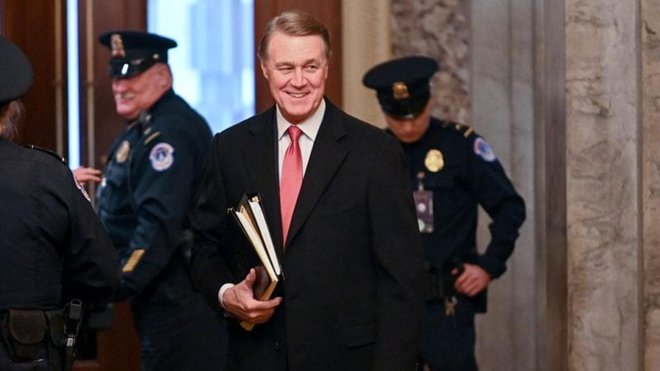 Many supporters of Kamala Harris targeted Republican Senator David Perdue who mispronounced Kamal Harris' name during an election rally on Saturday.
