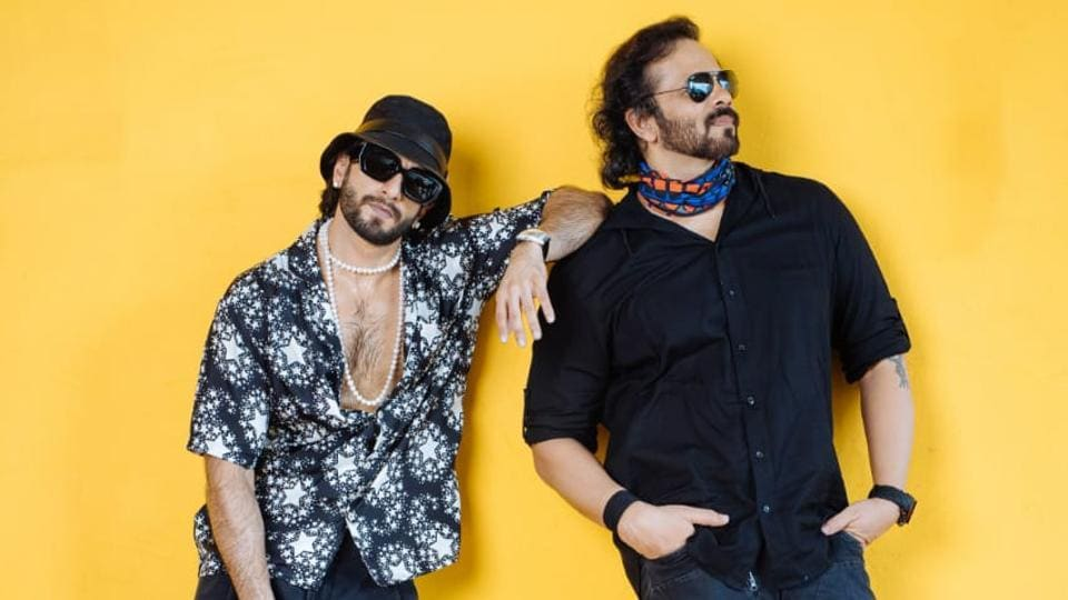 Ranveer Singh and Rohit Shetty all set to work again in Cirkus.