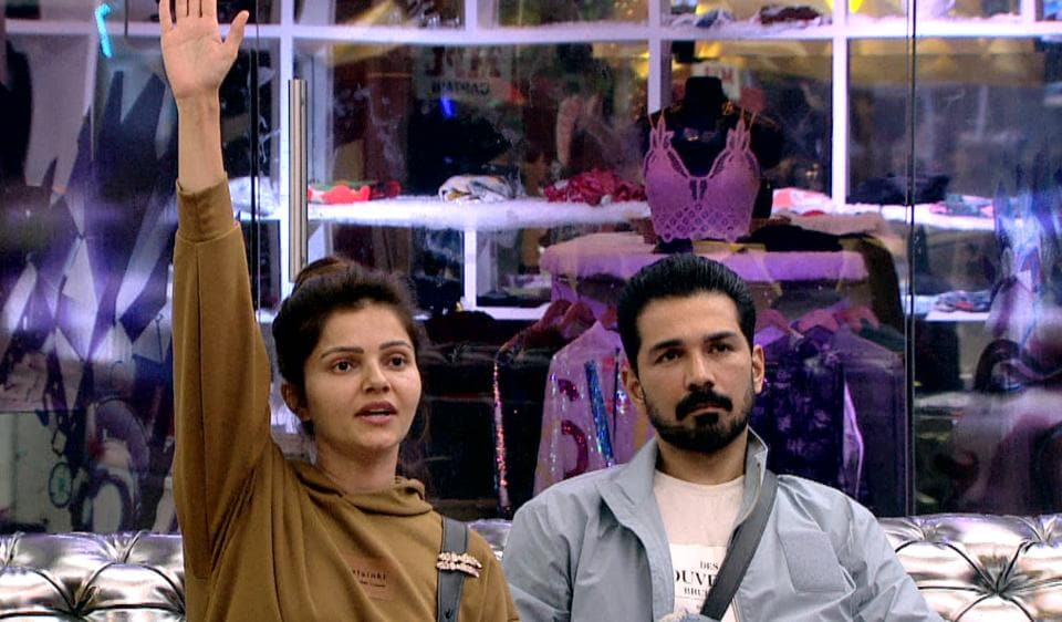 After claiming to have never watched the show, viral video shows Rubina-Abhinav correctly answering queries on Bigg Boss.
