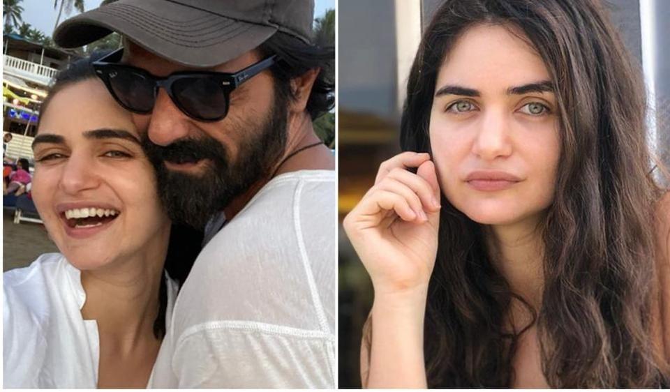 Arjun Rampal's girlfriend Gabriella Demetriades makes Instagram account private after brother's arrest in drugs case