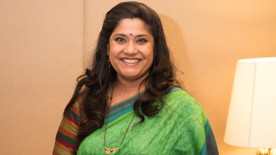 Ask the men to behave – isn't that the easier way to go about it: Renuka Shahane