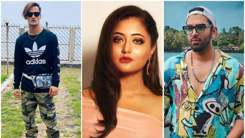 Bigg Boss 14 Siddharth Shukla Hina Khan Gauhar Khan watch viral picture to make way-for new seniors out of the house