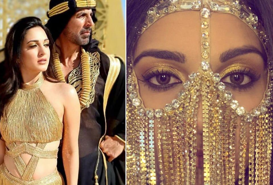 Burj Khalifa: Akshay Kumar, Kiara Advani's latest song from Laxmmi Bomb is a fashion disaster. Here's... - Hindustan Times