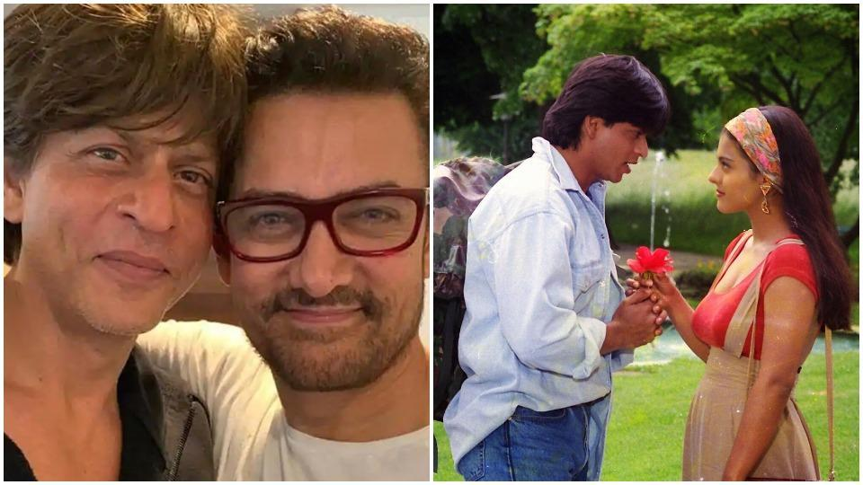 Aamir Khan is also celebrating 25 years of Dilwale Dulhania Le Jayenge.
