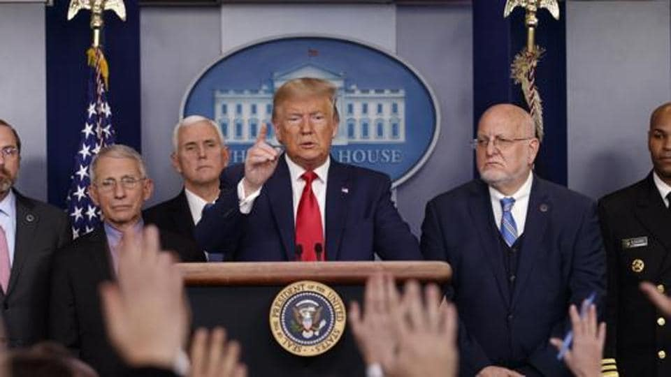 Donald Trump has pulled America from a sprawling Asia-Pacific commercial deal and climate agreements, imposed billions of dollars of tariffs on Chinese goods, and withdrawn the US from the World Health Organization at the height of a global pandemic.
