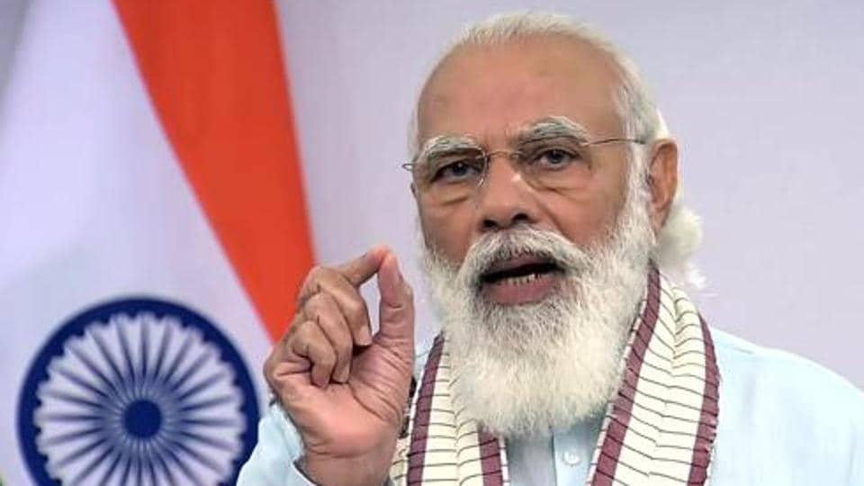 Lockdown gone, Covid-19 virus hasn't, cautions PM Modi - Hindustan Times