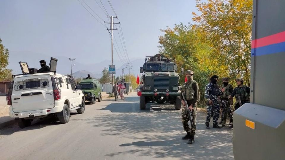 The second encounter in south Kashmir in 4 days 4 terrorists have ended so far