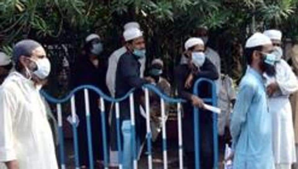 The 20 foreign Tablighi Jamaat members were booked for not disclosing that they had attended a religious gathering of the organisation  at Nizamuddin in New Delhi.